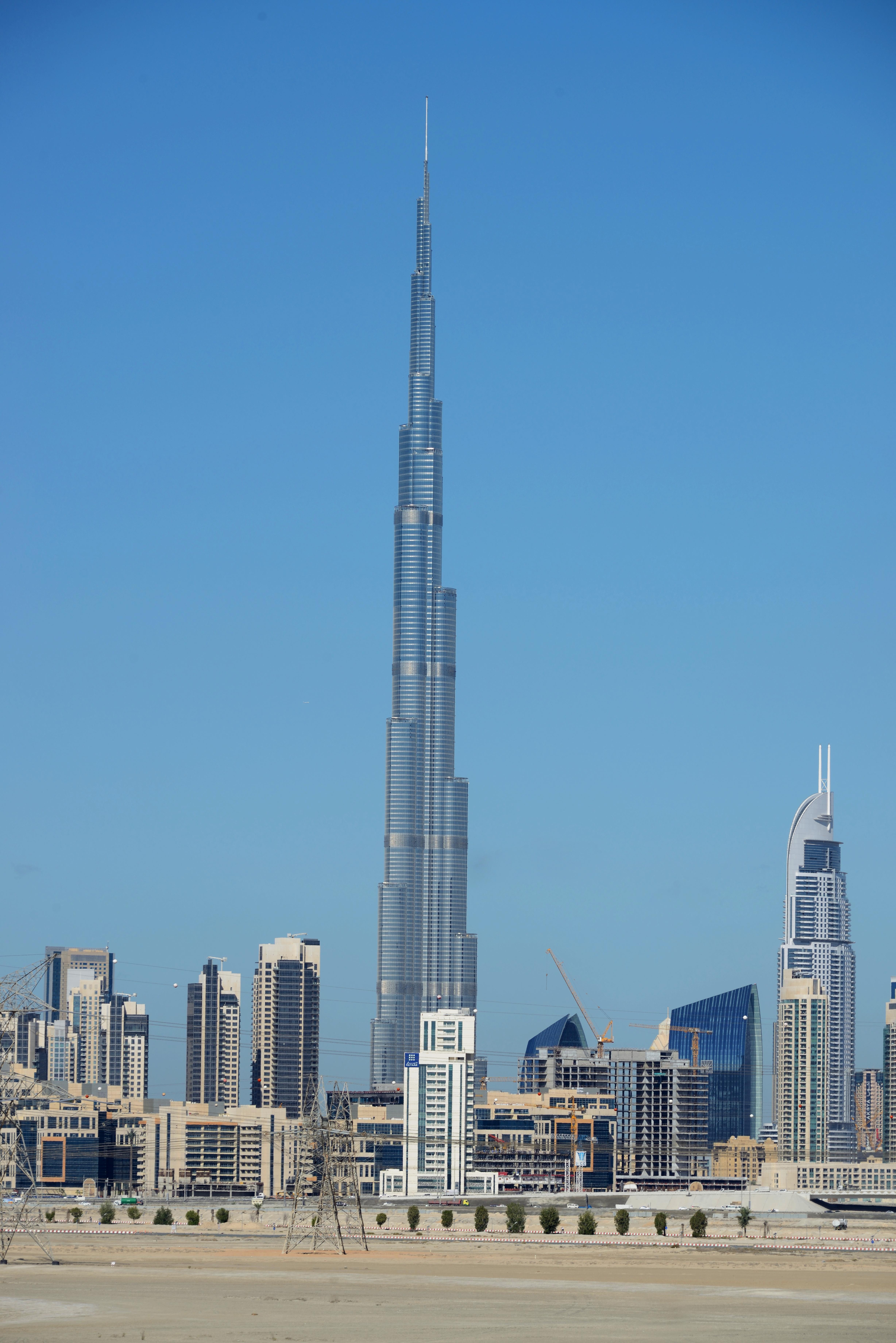 palazzo più alto del mondo dubai