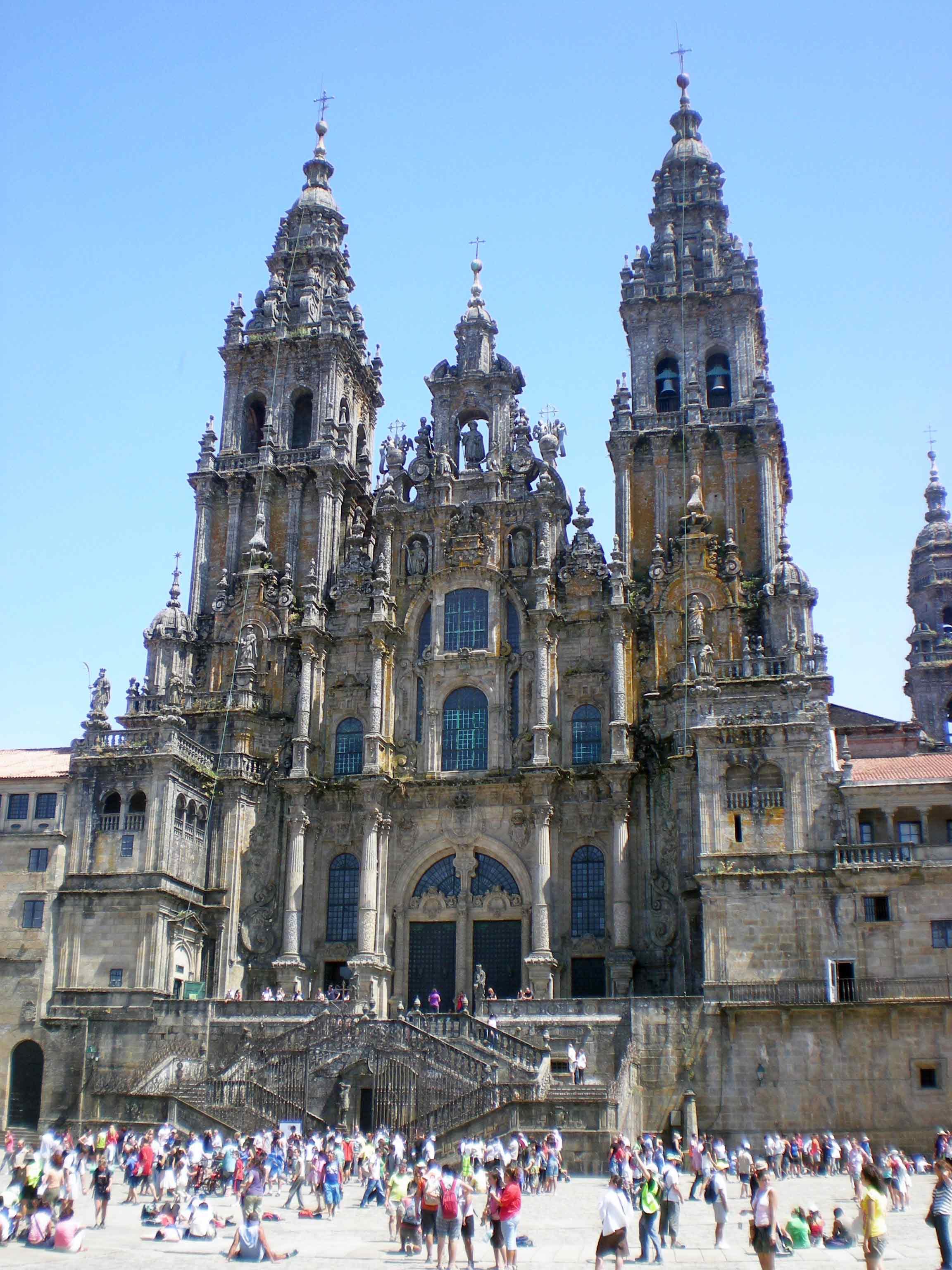 Santiago de compostela for Tempio di santiago