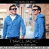 Arriva Baubax, la giacca per gli amanti dei viaggi