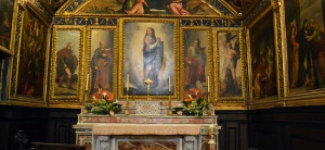 Gaeta – La Cappella d'Oro