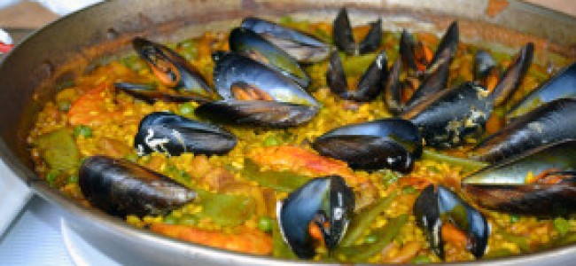 La Paella, il piatto di riferimento della gastronomia spagnola
