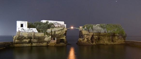 La Gaiola eletta area marina protetta più bella d'Italia