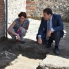 Svolta per la ricerca archeologica a Pompei, trovato lo scheletro di un bambino