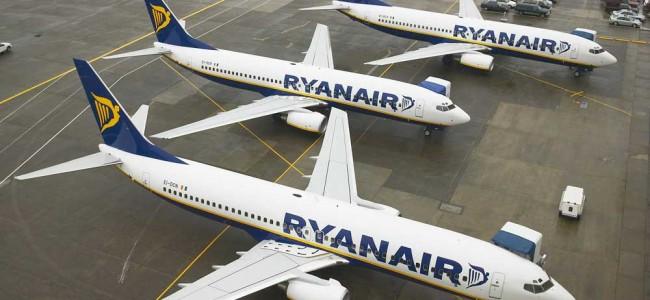 Ryanair, nuova policy per il check-in online
